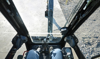 SCHAEFF TC25 – Pásové minirypadlo full